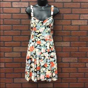 Urban Outfitters Kimchi Blue Floral Dress!
